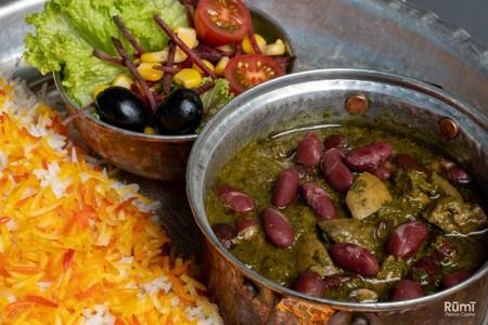 Sabzineh (vegan)